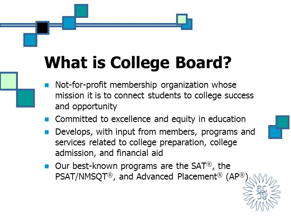 What is College Board.
