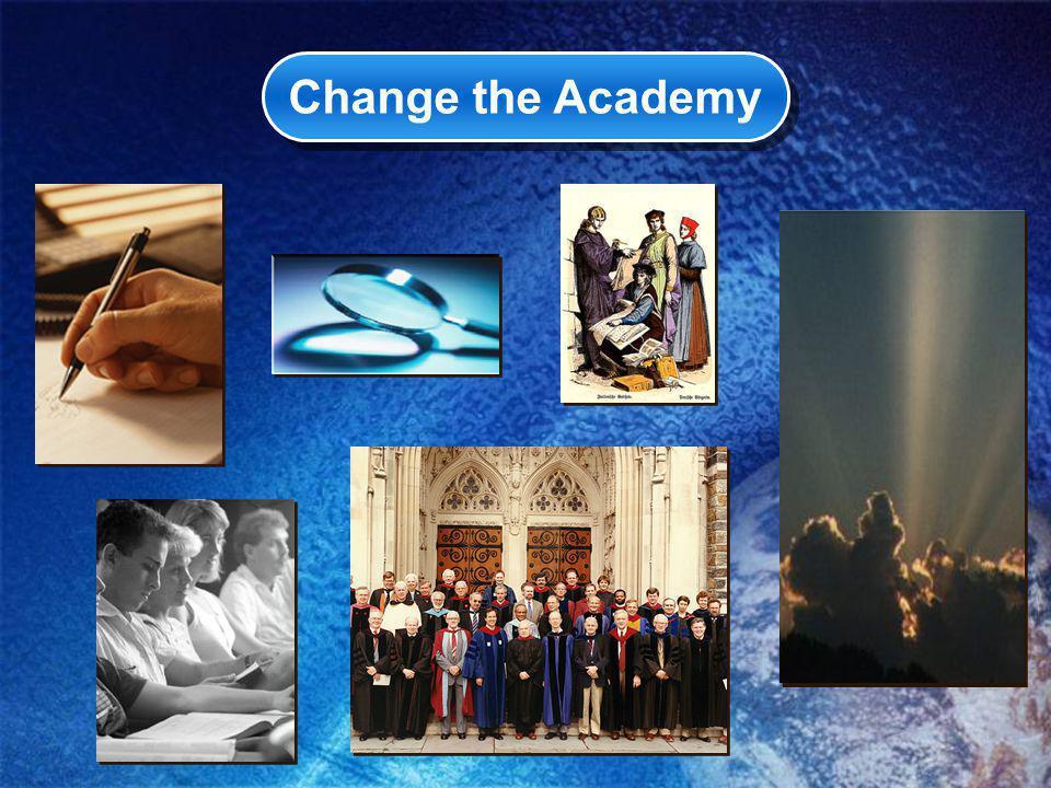 Change the Academy