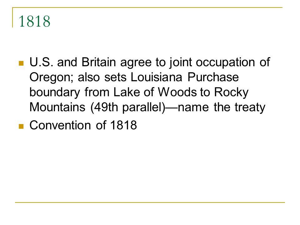 1818 U.S.