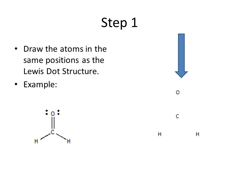 Step 2 Well be focusing on all the orbitals involved in sigma bonds (the first bond between atoms) and lone pair electrons first.
