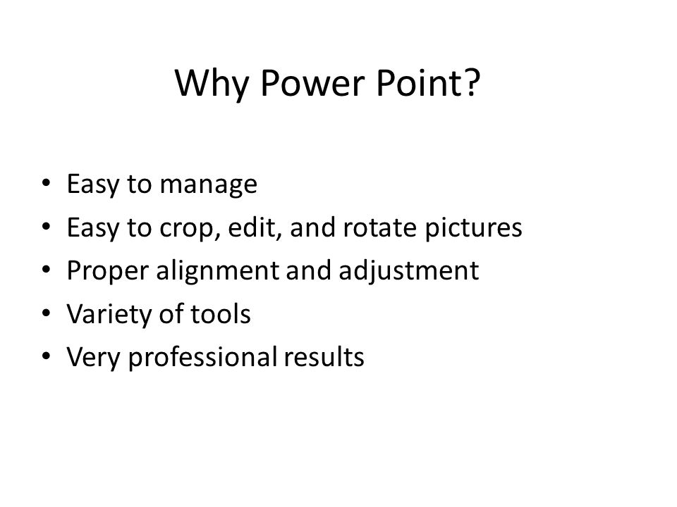 Instructions through power point 1.Open up power point document.