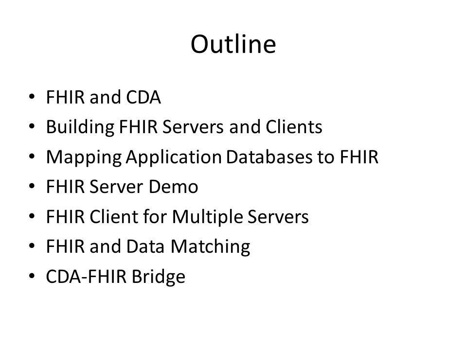 FHIR Server Farm Architecture Browser Client Application Relational Database 1 FHIR Multi- Server Configuration File Configuration File 3 Relational Database 2 Relational Database 3 Web server (e.g.