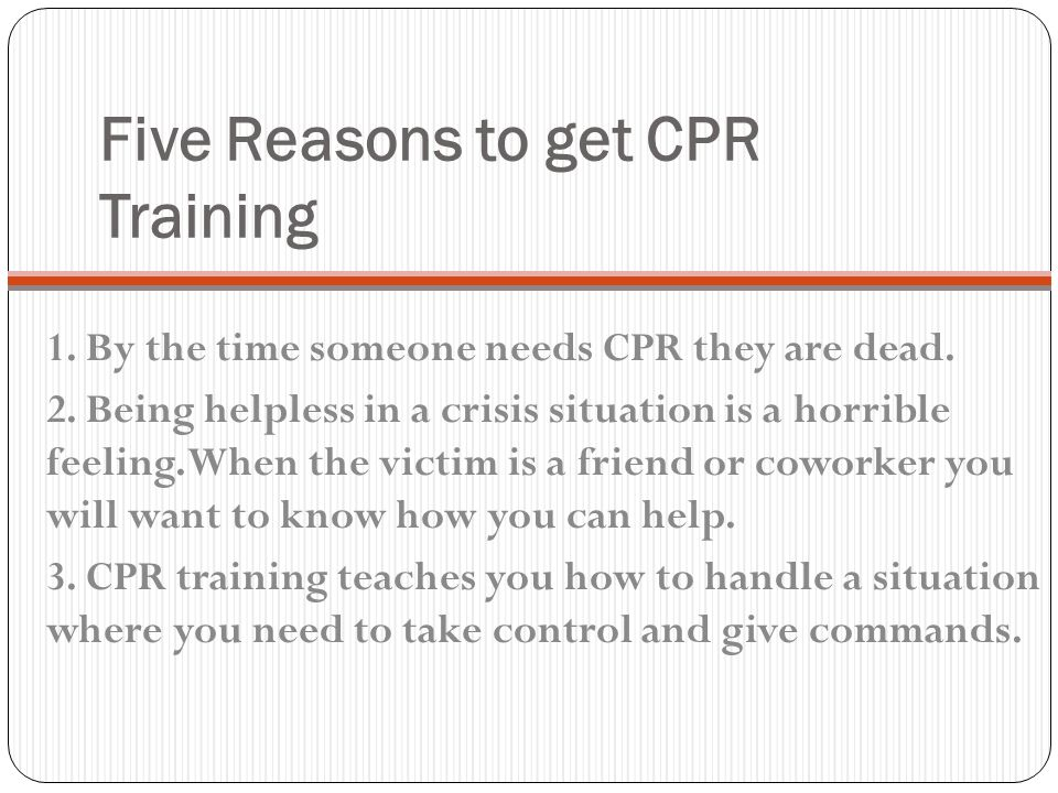 Medical Training CPR First Aid Blood borne pathogens