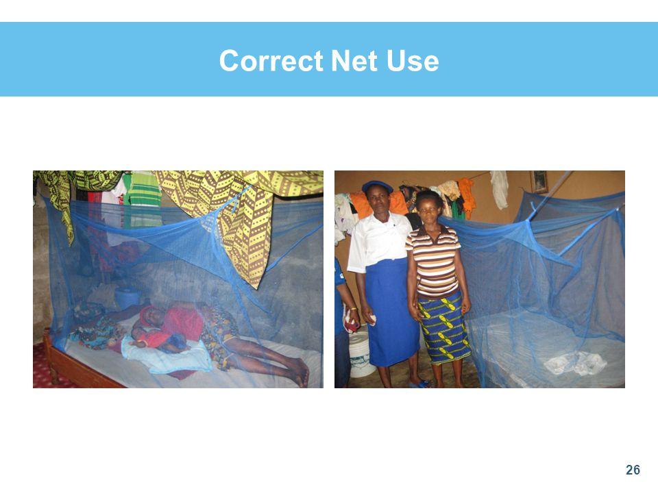 Correct Net Use 26