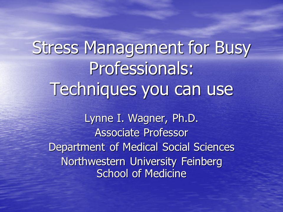 Optimal Level of Stress Yerkes-Dodson law of arousal and performance