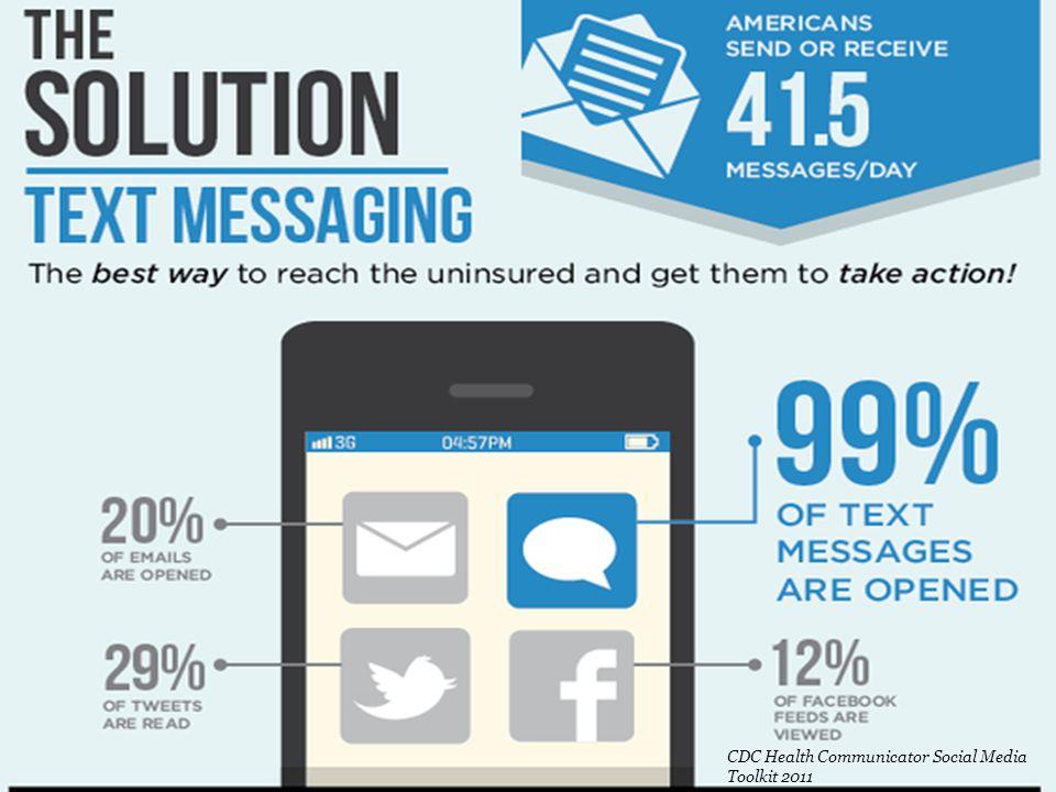 CDC Health Communicator Social Media Toolkit 2011
