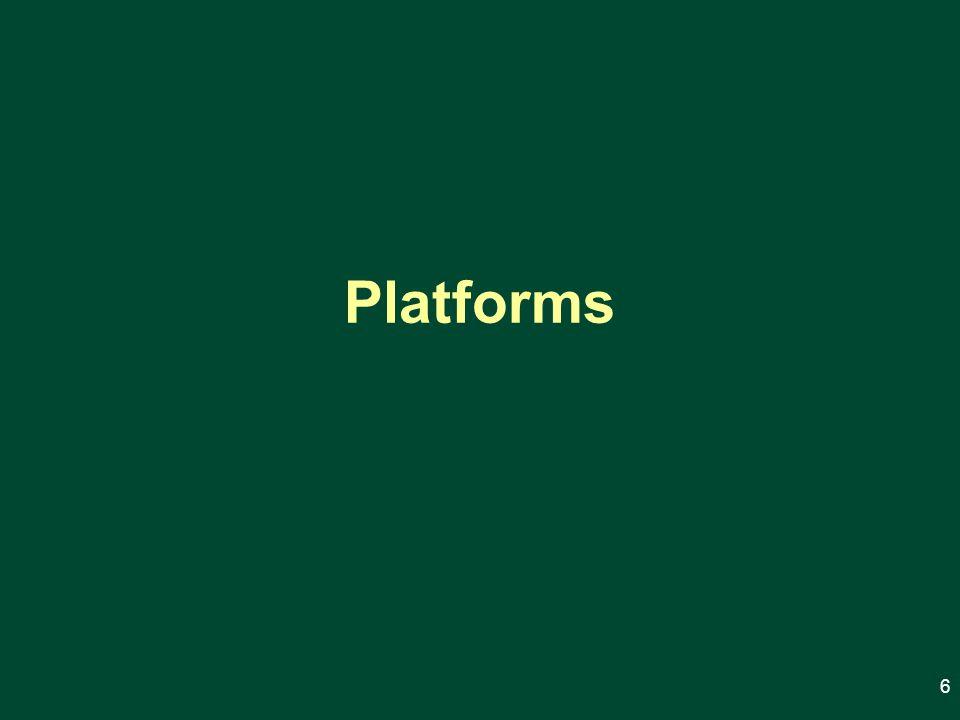 Platforms 6