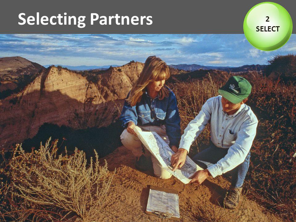 Selecting Partners 2 SELECT