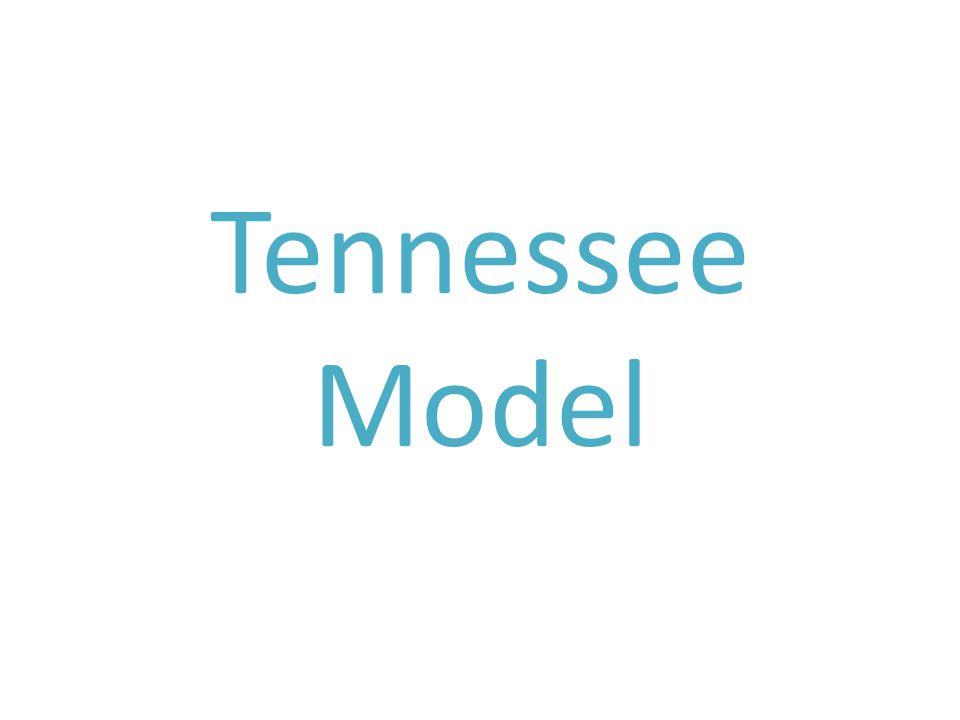 Tennessee Model