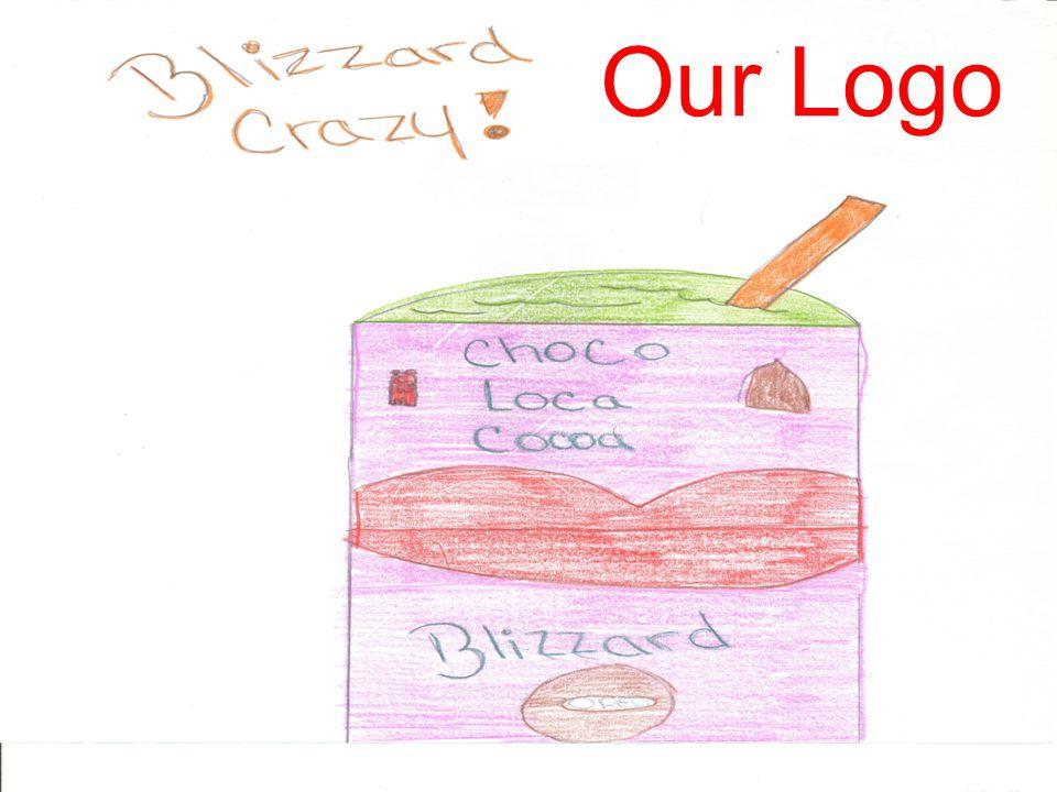 Slogan Blizzard Crazy