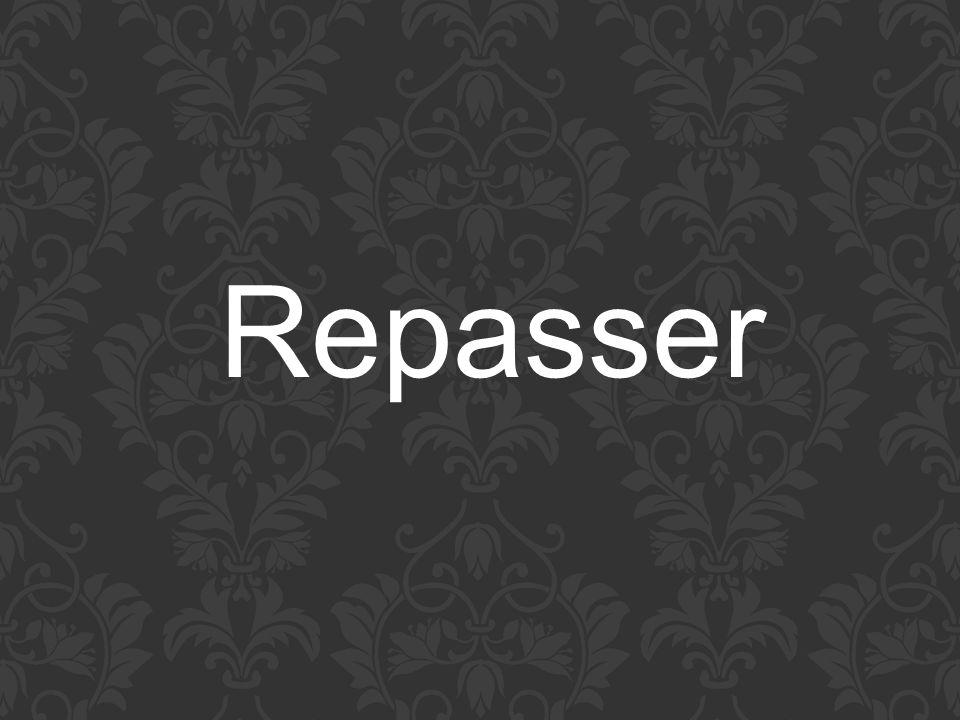 Repasser