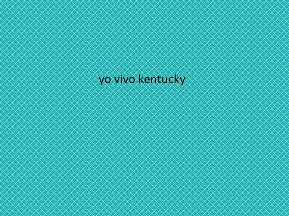 yo vivo kentucky