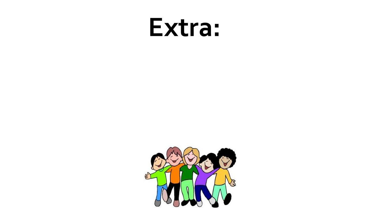 Extra: