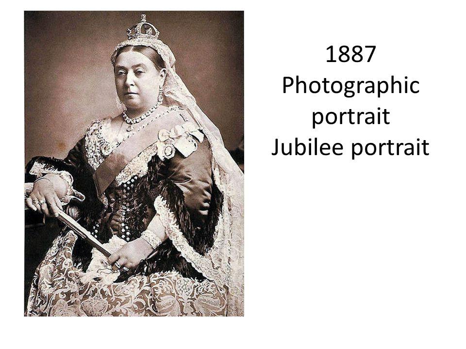 1887 Photographic portrait Jubilee portrait
