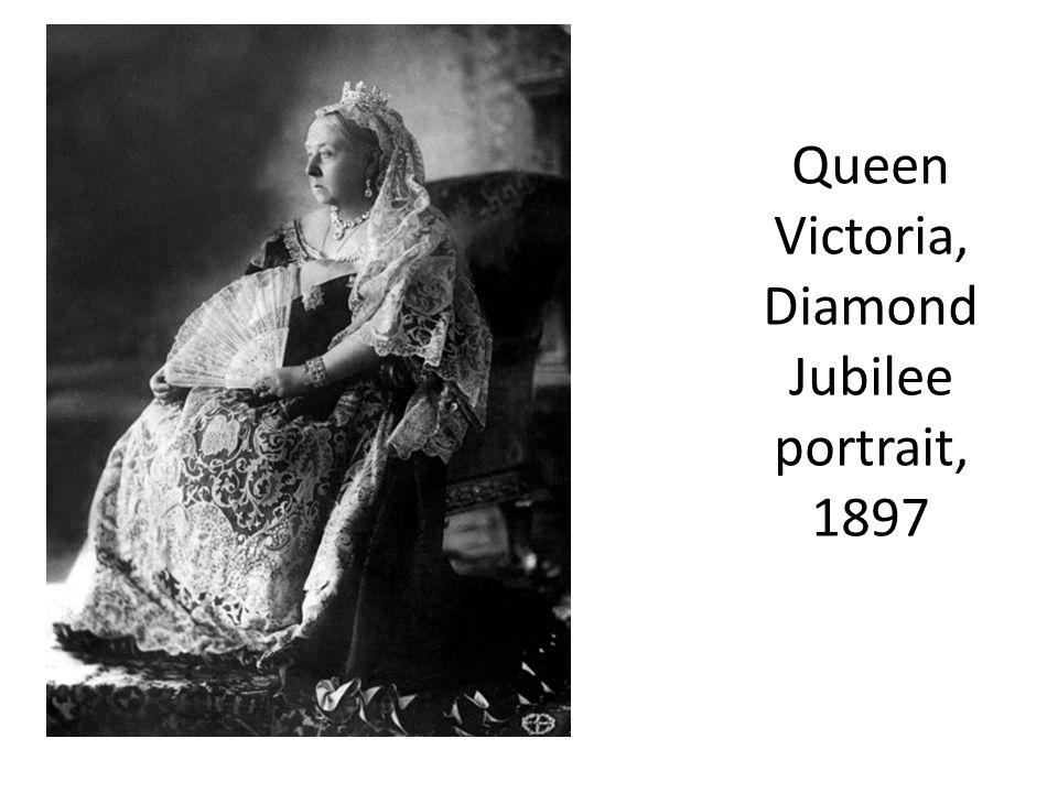 Queen Victoria, Diamond Jubilee portrait, 1897