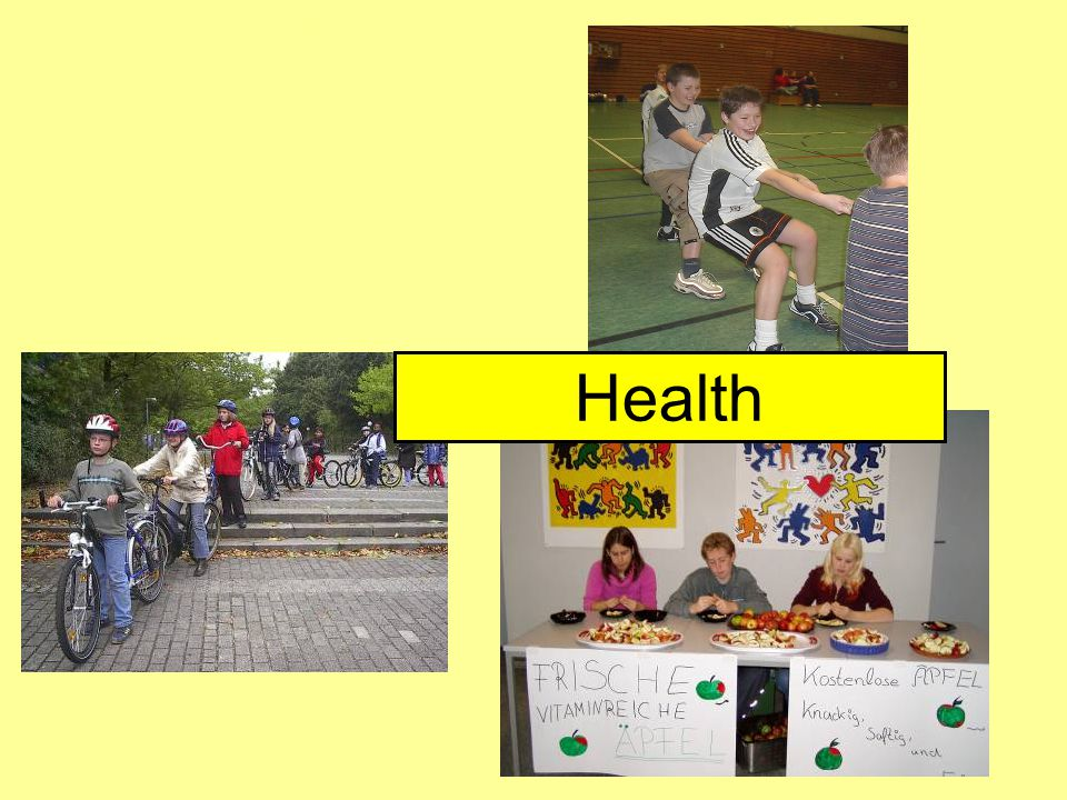 Gesundheit Health
