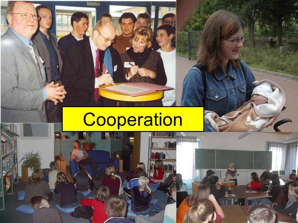 Kooperationen Cooperation
