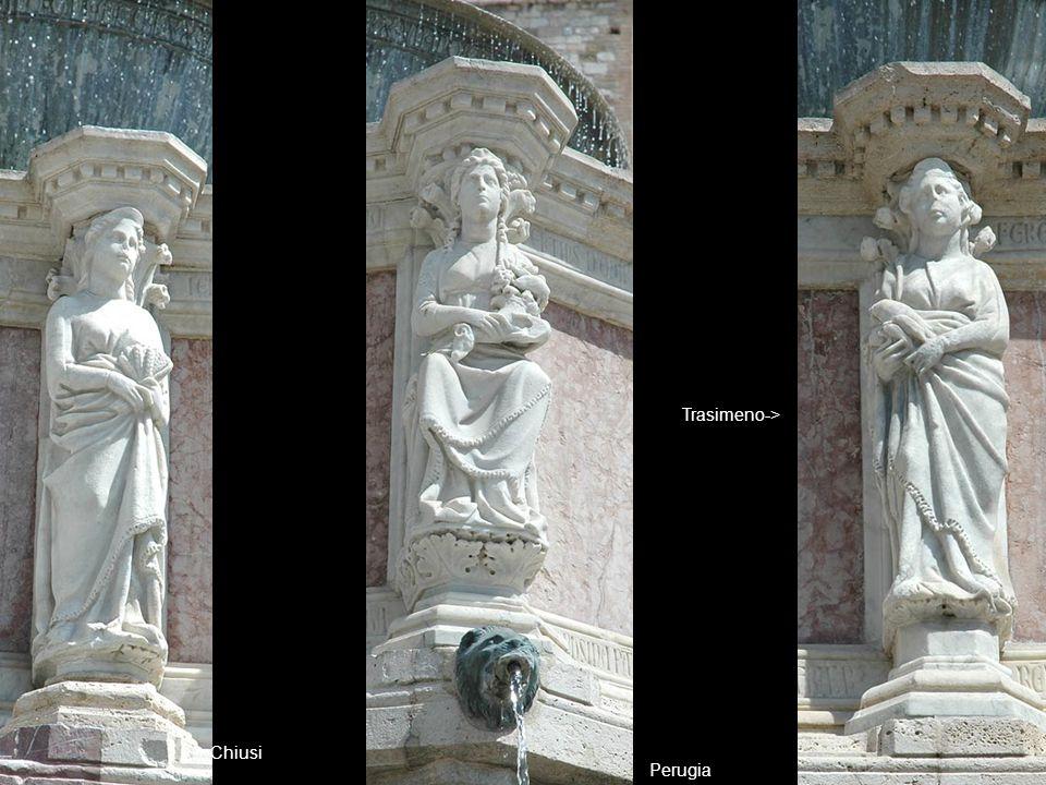 Chiusi Perugia Trasimeno->