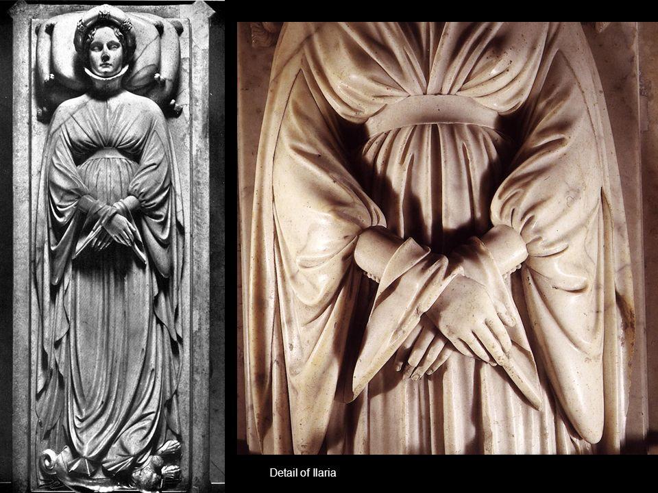 Detail of Ilaria