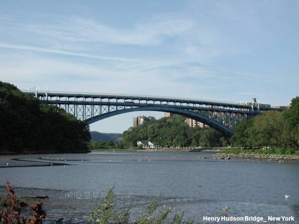 Henry Hudson Bridge_ New York