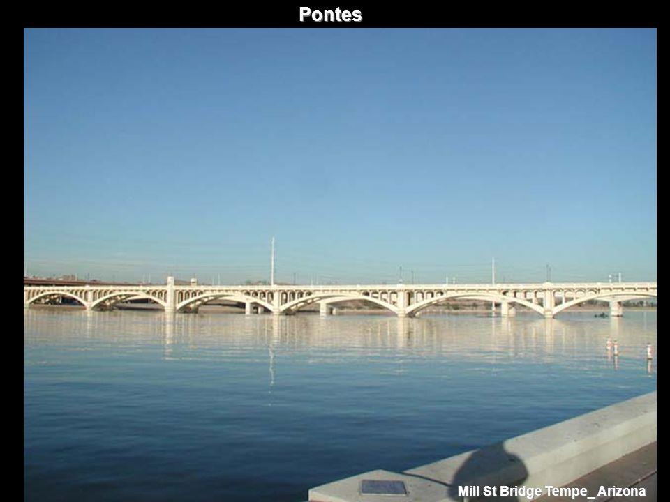 Pontes Mill St Bridge Tempe_ Arizona