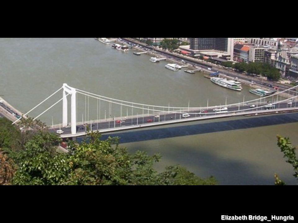 Elizabeth Bridge_ Hungria