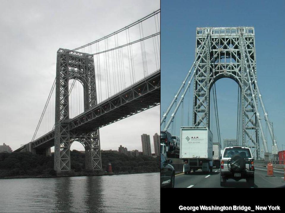 George Washington Bridge_ New York