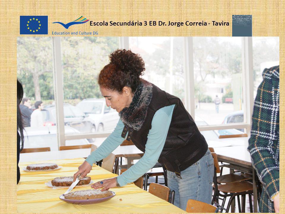 Escola Secundária 3 EB Dr. Jorge Correia - Tavira