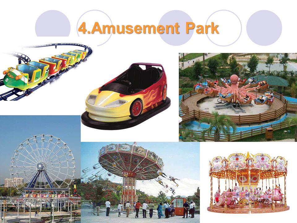 4.Amusement Park