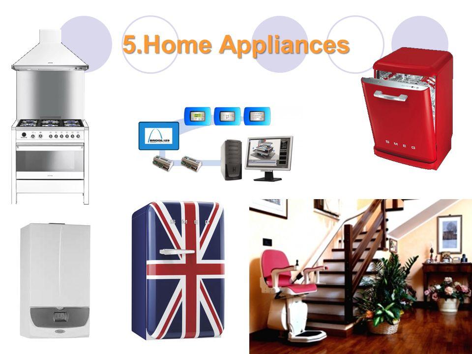 5.Home Appliances