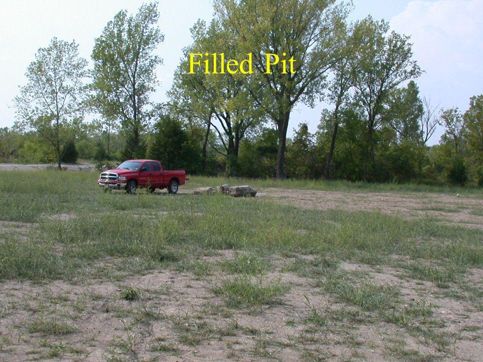 Filled Pit