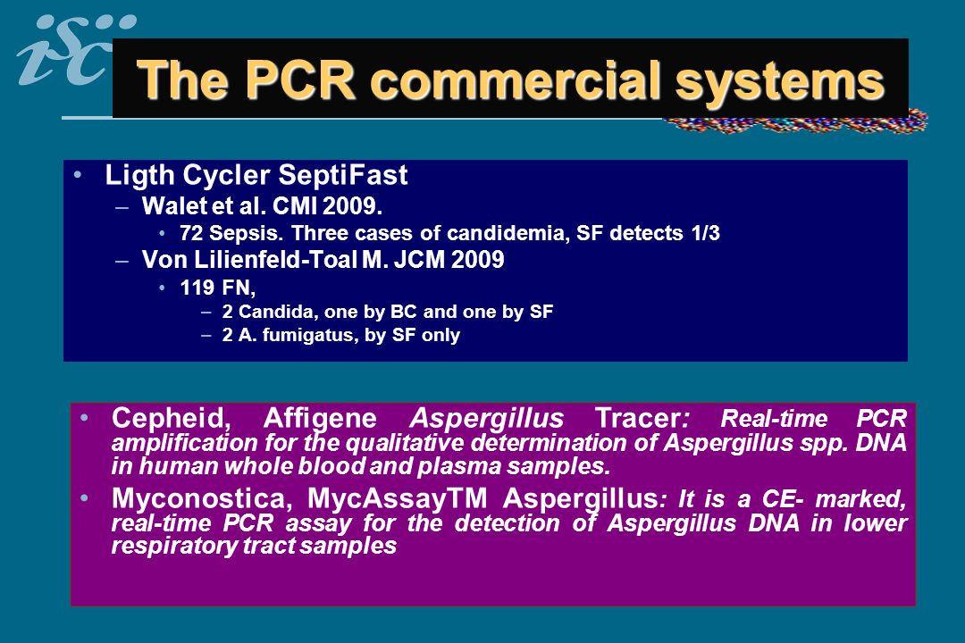 PCR in tissues. Proven IFI