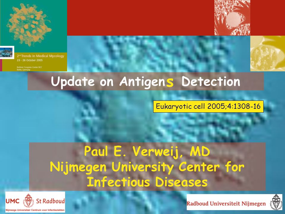 Update on Antigen Detection Paul E.