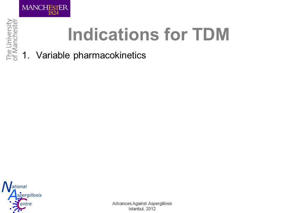 Advances Against Aspergillosis Istanbul, 2012 Clinical IPA Pascual et al.