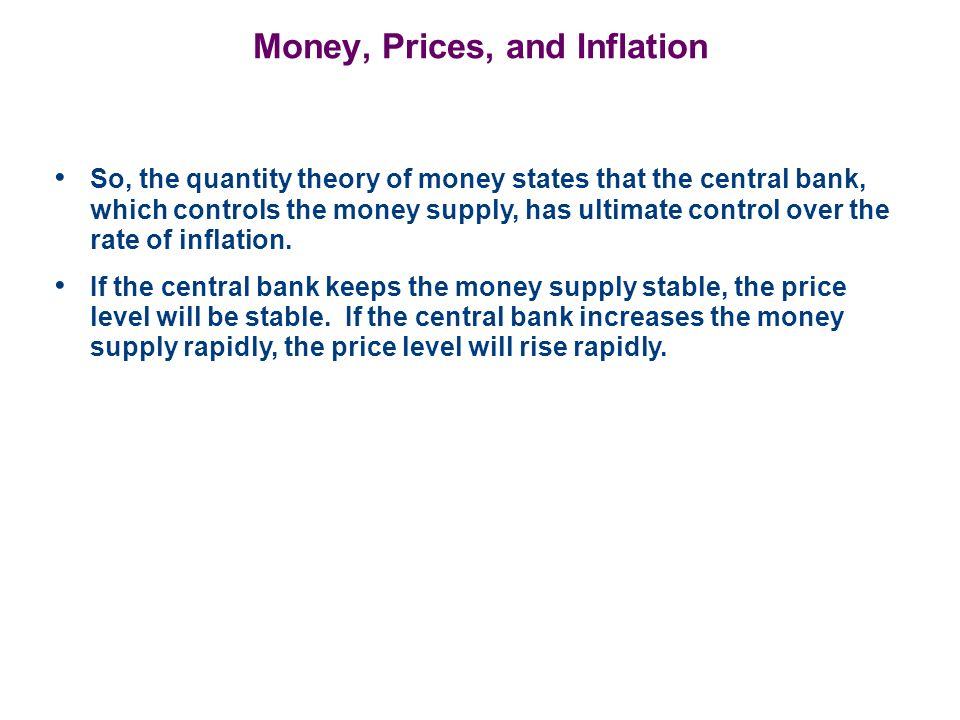 Inflation and the Interest Rate Economists call the interest rate that the bank pays the nominal interest rate i and the increase in consumer purchasing power the real interest rate r.