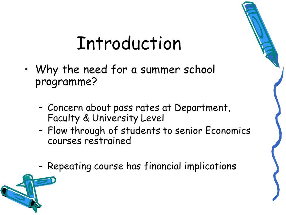 Summer School Results