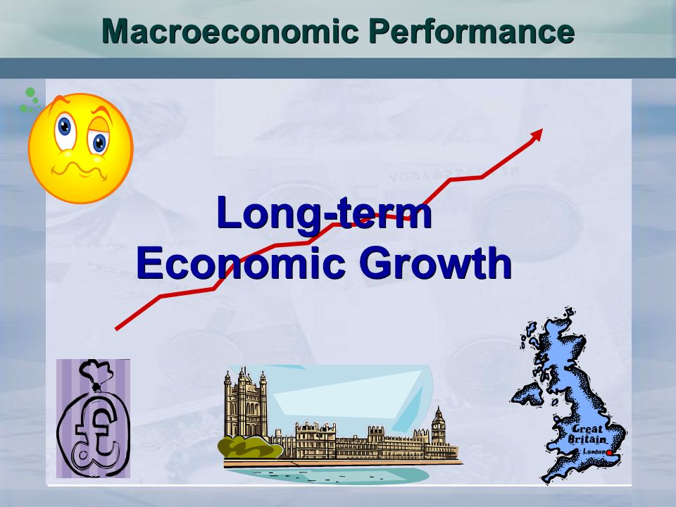 Macroeconomic Performance Long-term Economic Growth