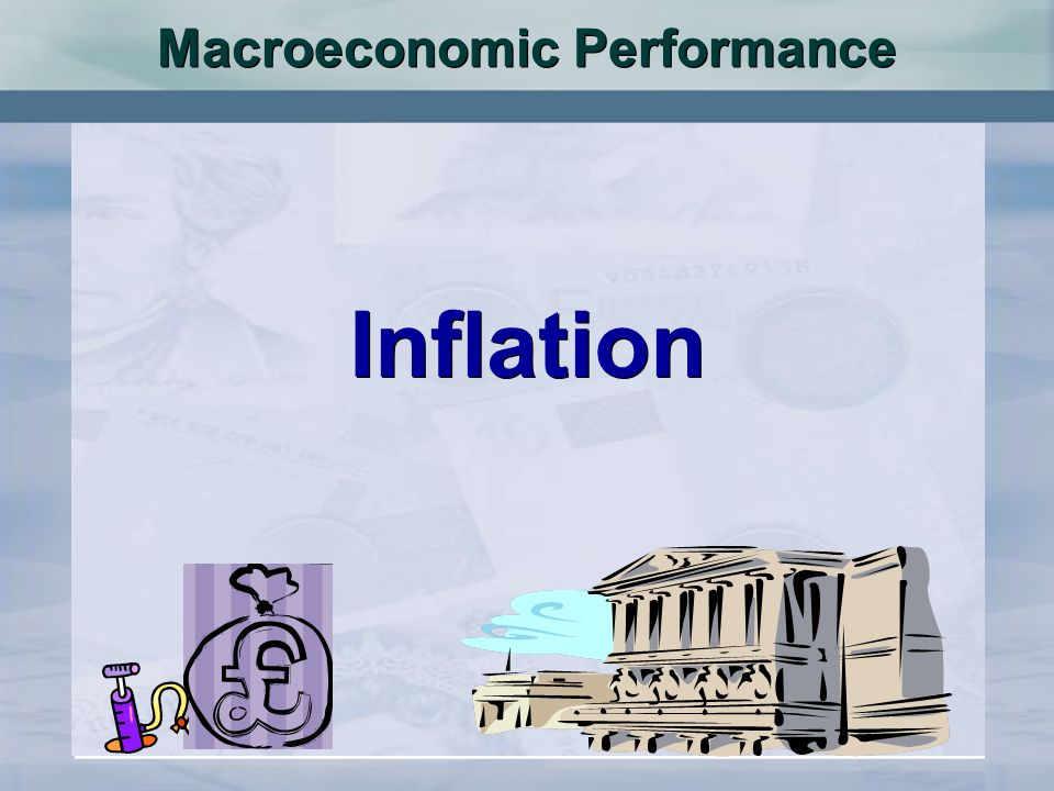 Macroeconomic Performance Inflation