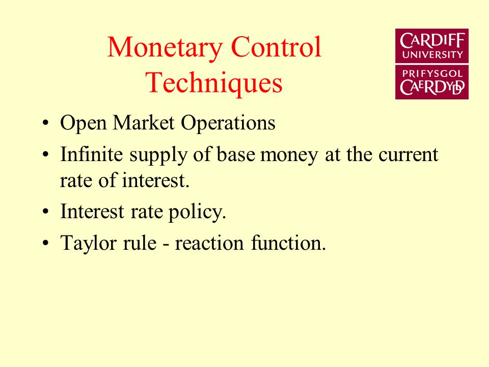 Demand for bank credit (loans) Complicated function of a number of variables the loan rate spread expected inflation expected demand costs of borrowing from abroad or capital market