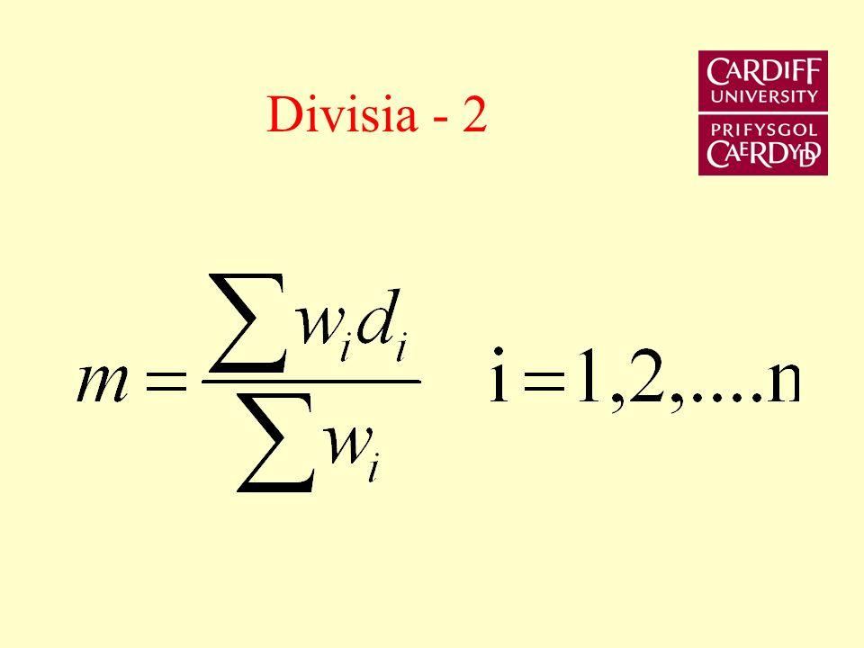 Divisia - 2