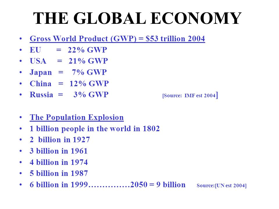 WHERE IS THE WORLD ECONOMY HEADING? Dr Derek Braddon Reader in Economics UWE, Bristol Year 12 ECONOMICS CONFERENCE – 4 TH JULY, 2005