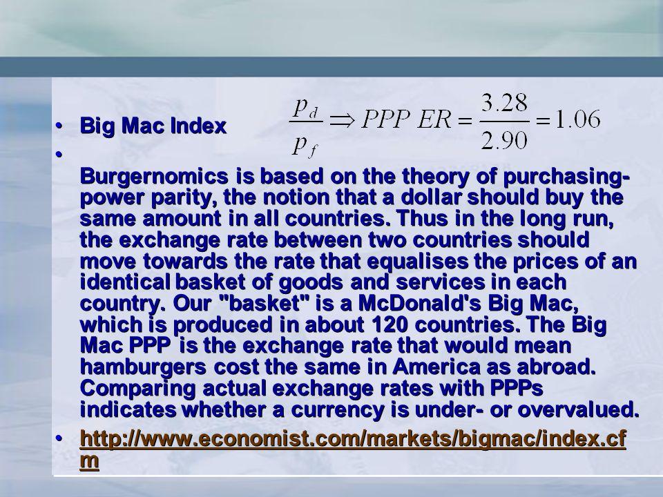 $ / £ exchange rate and £ exchange rate index: 1976-99 $ / £ Index 1990=100
