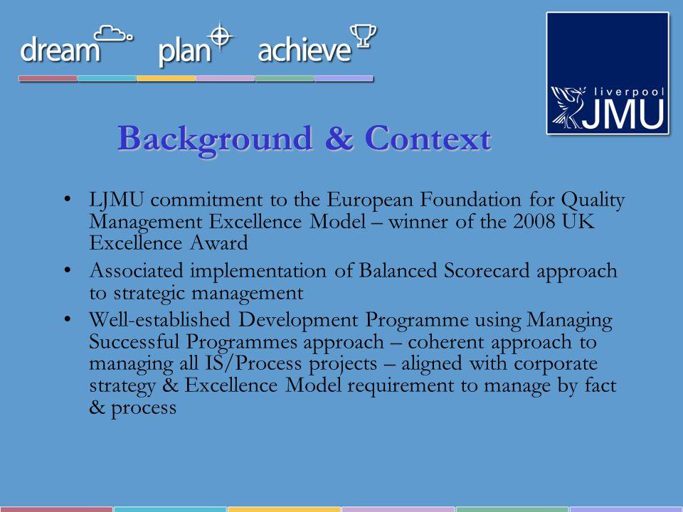 Governance – IM Principles 1.