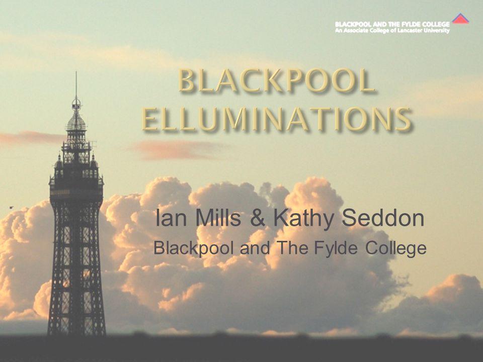 Ian Mills & Kathy Seddon Blackpool and The Fylde College