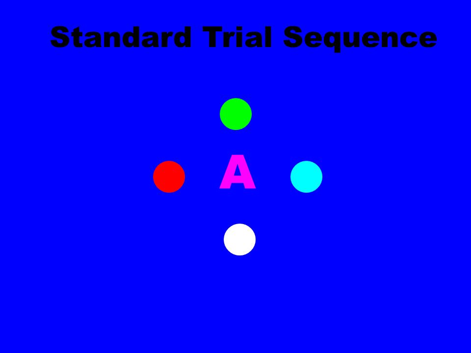 + A Standard Trial Sequence