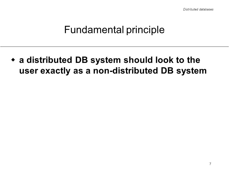 Distributed databases 28 Catalog management what other data does the catalog include.