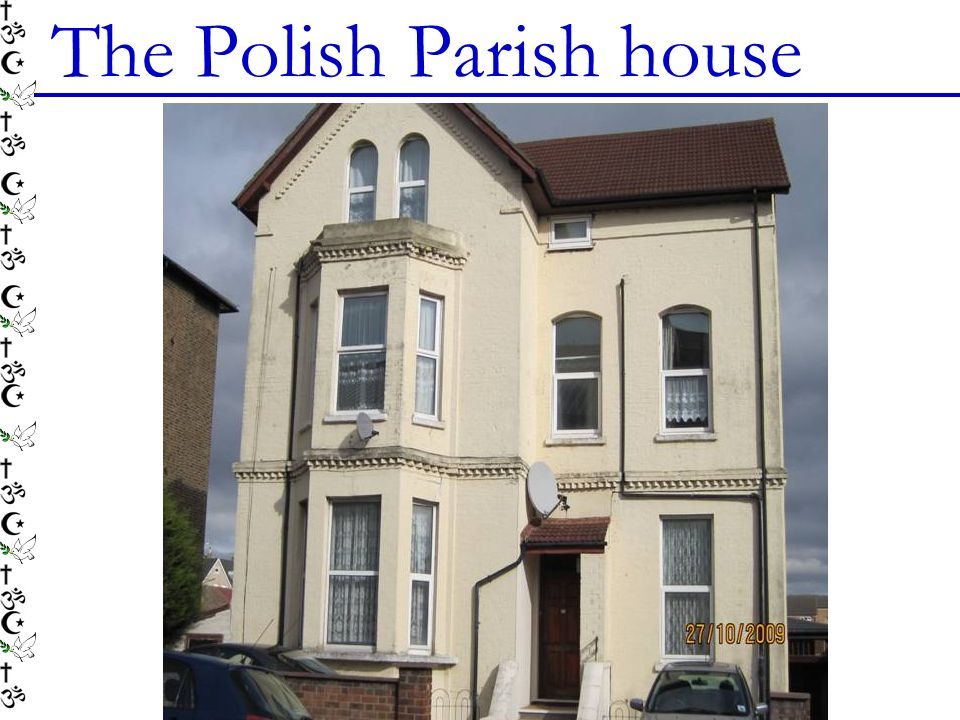 The Polish Parish house