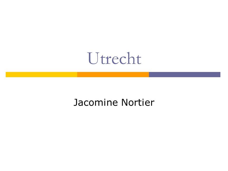 Utrecht Jacomine Nortier