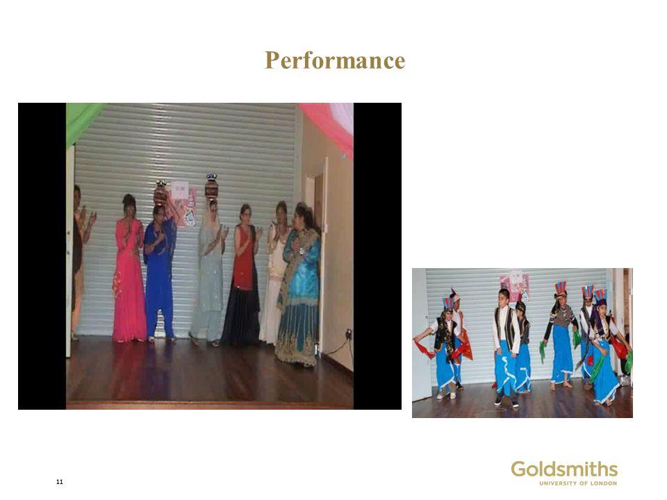 11 Performance