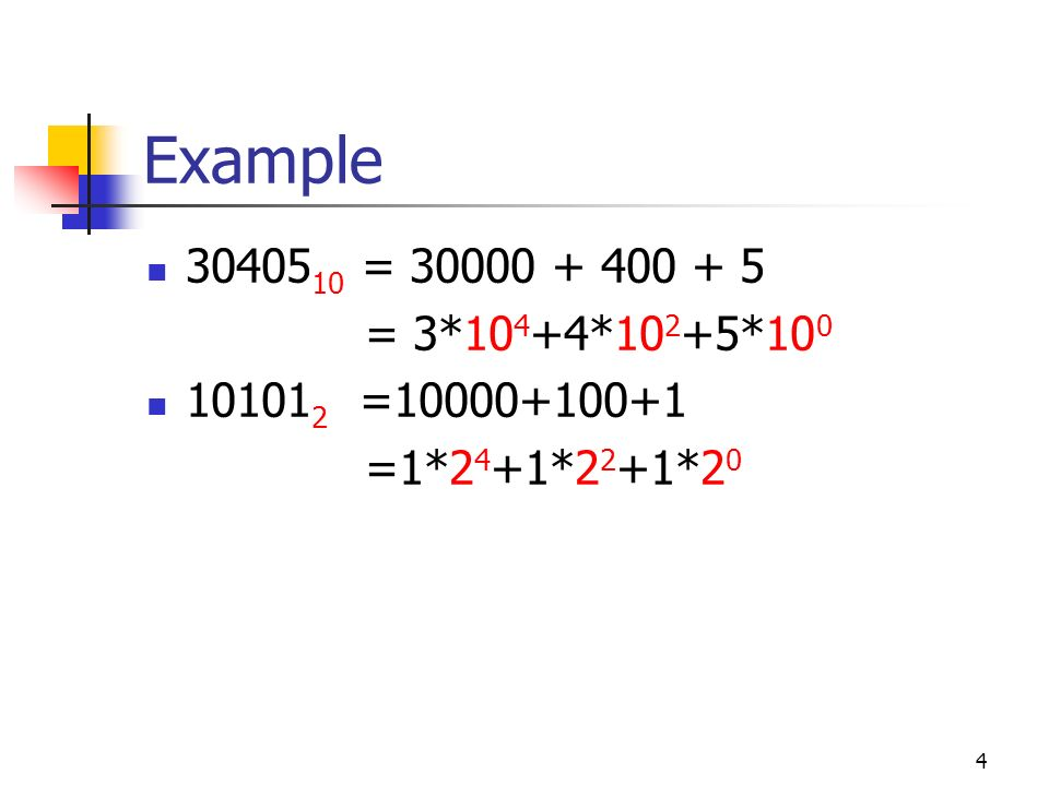 45 Example (1) 5.75 10 in IEEE single precision 5.75 is a positive number then the sign bit is 0.